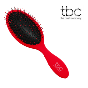 TBC® The Wet & Dry Hair Brush - Roja