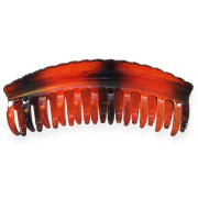 Hair Claw Jumbo Brown