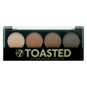 W7 Toasted Eyeshadow Paleta