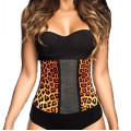 AVA® Waist Trainer Latex  - Leopardo