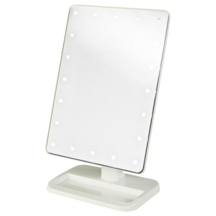 UNIQ Hollywood Classic 21 LED Mirror - White