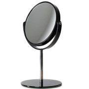 Uniq® Makeup Mirror Standing - Black